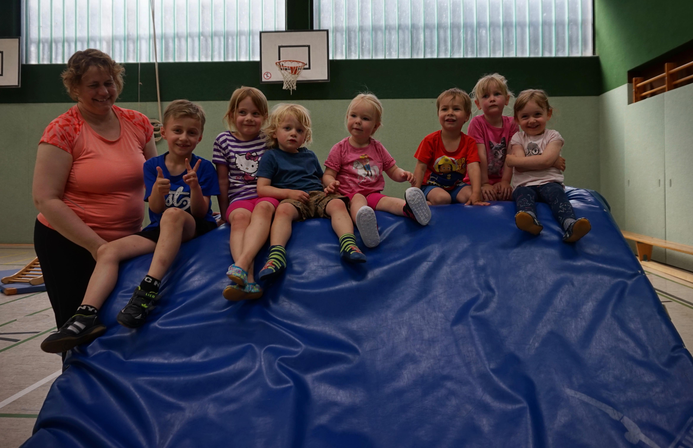Übungsleiter für Kinderturnen gesucht